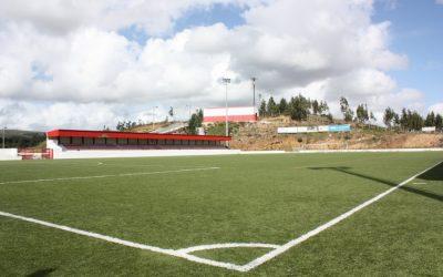 Câmara adjudica mais de 330 mil euros para o Campo de Futebol do Amiense