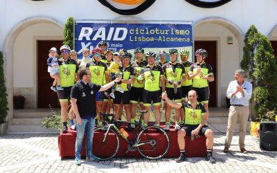 Raid Cicloturismo Lisboa – Alcanena reúne cerca de 120 ciclistas