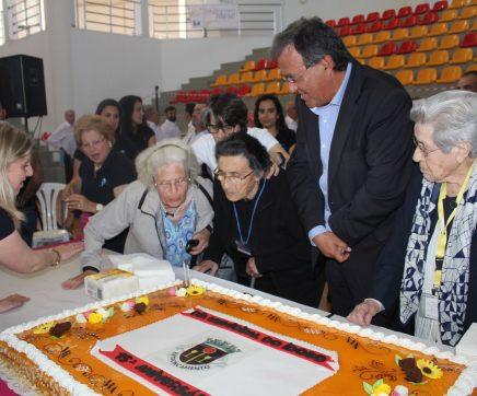 Mais de 650 pessoas celebram Dia Municipal do Idoso no Entroncamento