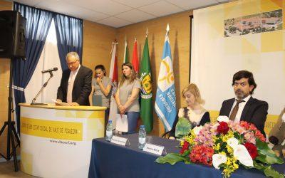 Emílio Baldeante é o novo presidente do Centro de Bem Estar Social de Vale Figueira