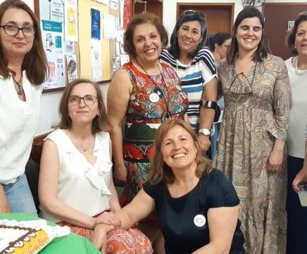 Equipa Comunitária de Suporte em Cuidados Paliativos do ACES Lezíria completa um ano