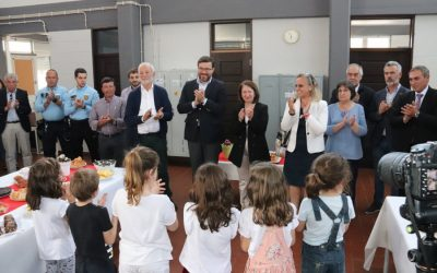 Escola Básica da Portela das Padeiras abriu portas à comunidade após obras