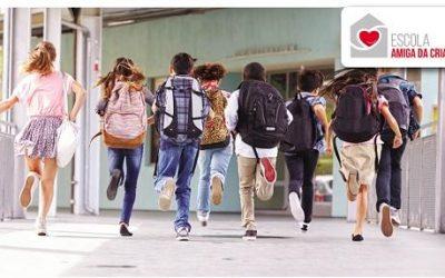 27 escolas do distrito de Santarém candidatam-se a ser Escola Amiga da Criança