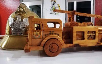 Bombeiros de Almeirim apresentam exposição de coleccionismo