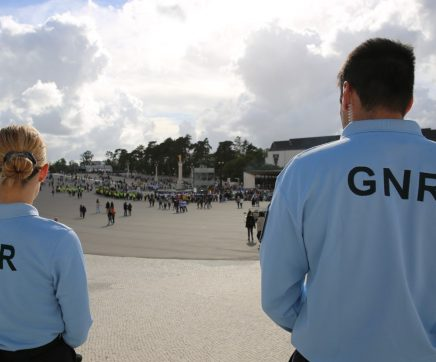 """Operação da GNR """"Fátima em Casa"""" sem qualquer detenção ou contra-ordenação"""