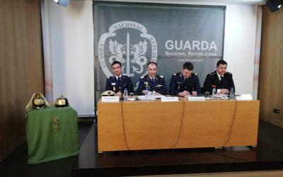 GNR vai ter 250 militares para a peregrinação de maio em Fátima