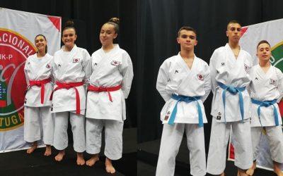 Karatecas do Cartaxo sagram-se campeões nacionais