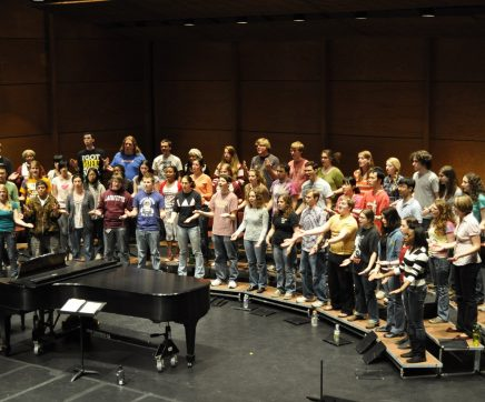 Igreja da Misericórdia de Torres Novas recebe Lafayette College Choir da Pensilvânia