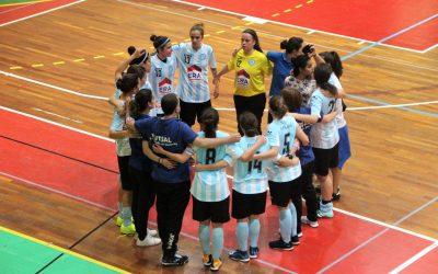 Vitória empata com Leões de Porto Salvo em jogo alucinante