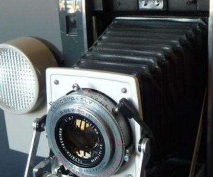 Casa do Cubos vai ter núcleo com máquinas fotográficas