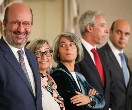 Ministro do Ambiente afasta cenário de maior caudal do Tejo vindo de Espanha