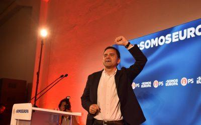 Partido Socialista ganha em Santarém com 34,18% dos votos