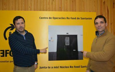 Refood Santarém inaugura novas instalações e promove reunião de lançamento