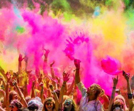 Scalabis Color Walk anima Santarém por causa solidária