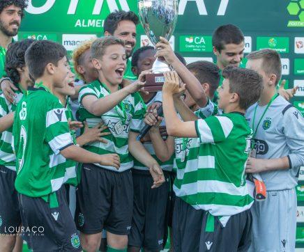 Sporting sagra-se o grande vencedor do XIII Torneio Internacional Prof. José Peseiro