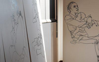 Exposição Subway Life de António Jorge Gonçalves patente até dia 31 de Maio
