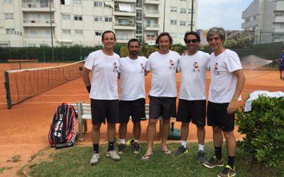 TenisAlmeirim carimba acesso ao Campeonato Nacional