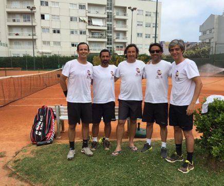 Veteranos de Almeirim conhecem a sorte no Campeonato Nacional de Equipas