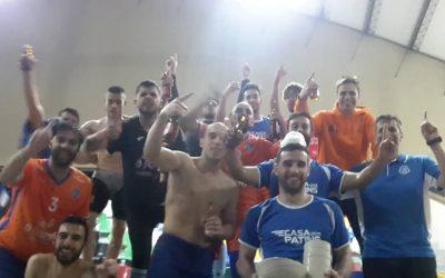 """HC """"Os Tigres"""" sobem à primeira divisão com festa rija"""