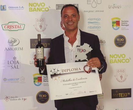 """Bernardo Cabral: """"Um bom vinho vê-se no equilíbrio dos seus atributos"""""""