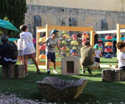 Famílias renderam-se às actividades no Convento de S. Francisco