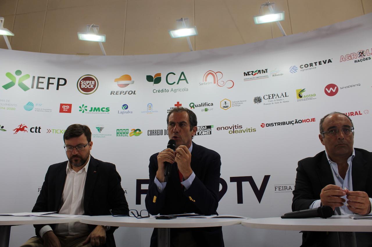 """CNEMA faz balanço positivo da Feira Nacional da Agricultura salientando que certame alcançou um """"novo patamar"""""""