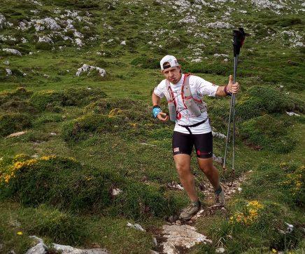 Atleta de Almeirim completa Gran Trail Picos de Europa