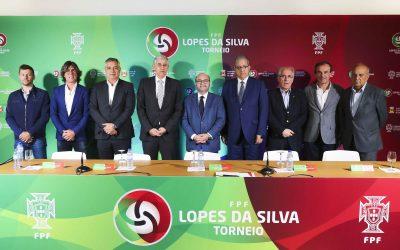 Associações de Futebol de Santarém e Leiria organizam 25ª edição do Torneio Lopes da Silva