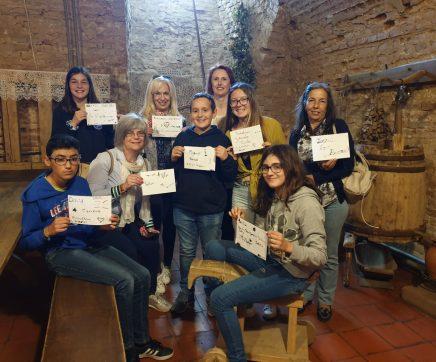 Alunos e professores da Escola D. João II visitam escola na Lituânia