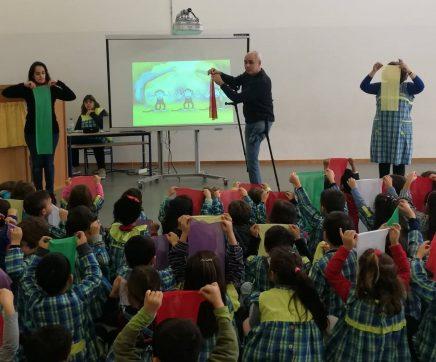 Salvaterra de Magos dinamiza MusicArt e Fisicamente nos Jardins de Infância do concelho