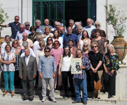 Finalistas de 68/69 encontram-se 50 anos depois no Liceu Sá da Bandeira