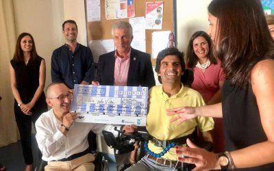 VÍDEO | FestaAzul angaria mais de 18 mil euros para o projecto JUNTOS