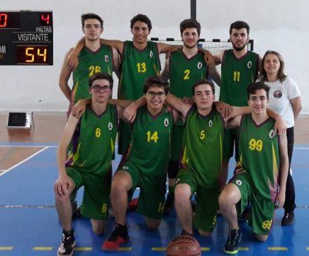 Sub-18 do Ateneu Artístico Cartaxense sagram-se campeões distritais