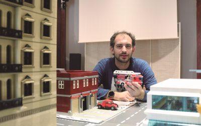Exposição de LEGO e Pintura em destaque nas Festas da Cidade de Almeirim