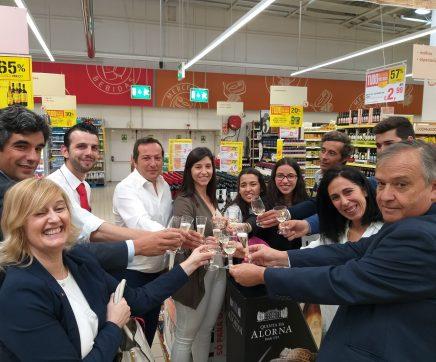 Continente vende 1,4 milhões de garrafas de Vinhos do Tejo