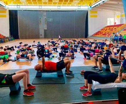 Entroncamento recebe o melhor do Fitness em Portugal