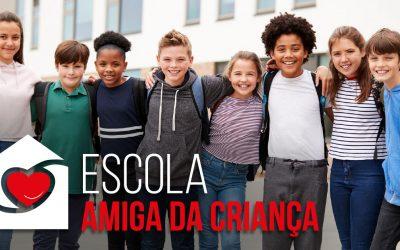21 escolas do distrito de Santarém distinguidas com selo Escola Amiga da Criança
