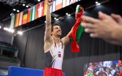 Atleta de Benavente conquista medalha de bronze nos Jogos Europeus