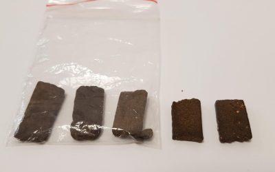 PSP identifica três jovens por posse de droga