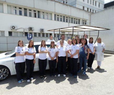 Hospital de Santarém alarga serviço de hospitalização domiciliária a Almeirim e Cartaxo