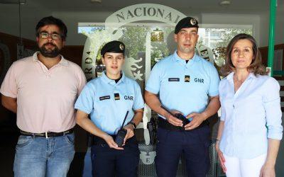 Municipio de Rio Maior oferece intercomunicadores à GNR