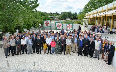 Núcleo de Santarém da Liga dos Combatentes assinala 95.º aniversário com almoço comemorativo