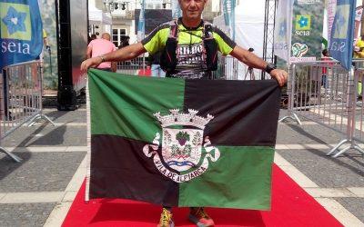 Atleta alpiarcense corre 200 km para ajudar a Cáritas