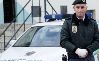 Militar da GNR salva jovem de 18 anos da morte