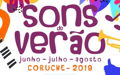 Sons de Verão anima Vila de Coruche de 15 de Junho a 3 de Agosto
