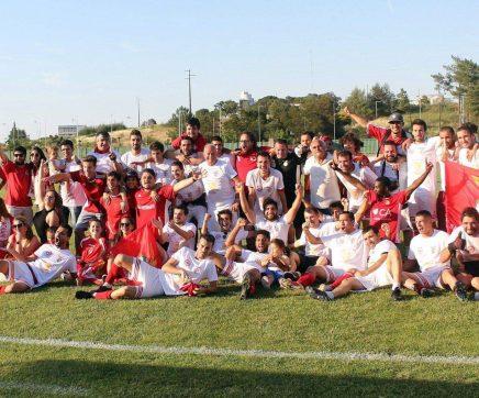 Sport Abrantes e Benfica sagra-se campeão distrital da 2ª divisão