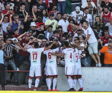 Vilafranquense vai jogar a II liga no Complexo Desportivo de Rio Maior
