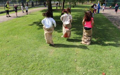 Actividades para crianças e jovens em Salvaterra de Magos