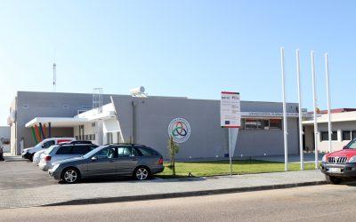 Novo edifício do CDOS já funciona em Almeirim