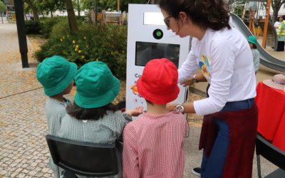Crianças participam em campanha de prevenção do cancro da pele